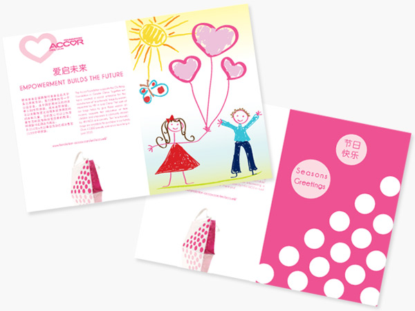 Accor China - Greeting Cards