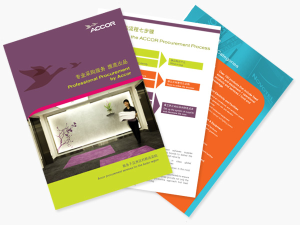 Procurement Brochure Accor